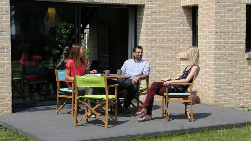 Programme parrainage Maisons d'en Flandre