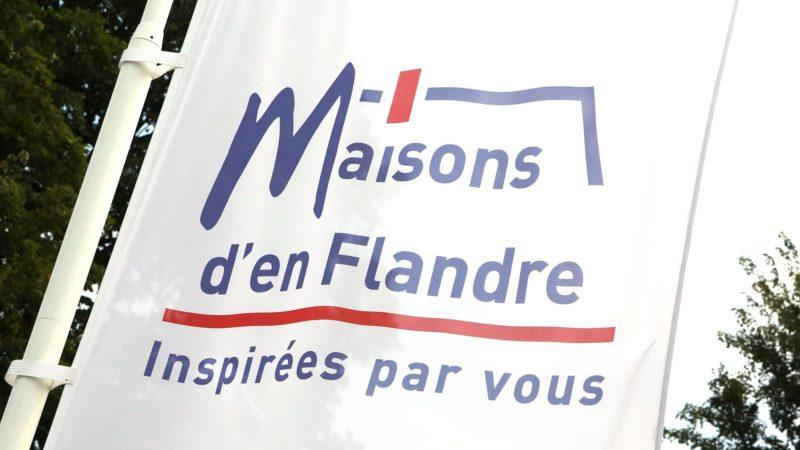 Drapeau Maisons d'en Flandre