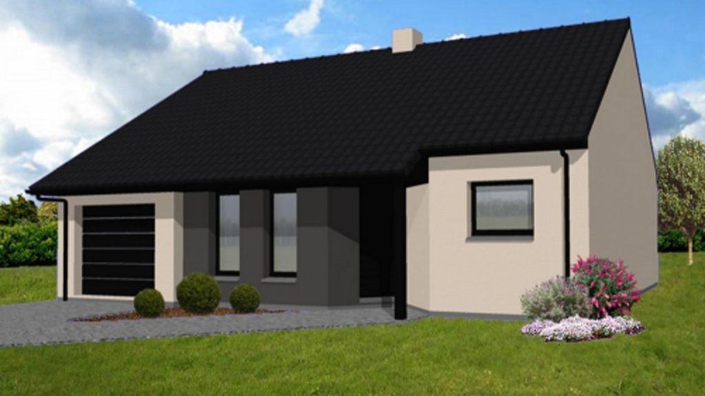 Maison collection epicea par maisons d 39 en flandre for Arielle d collection maison