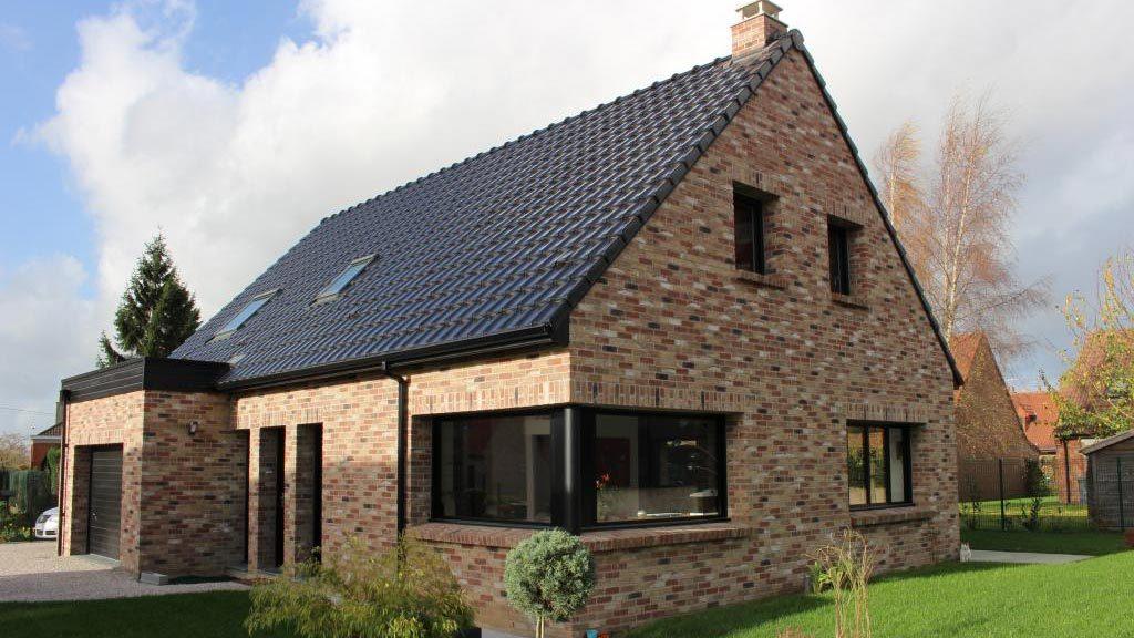 Construire une maison tendance avec maisons d 39 en flandre for Constructeur maison individuelle nord pas de calais