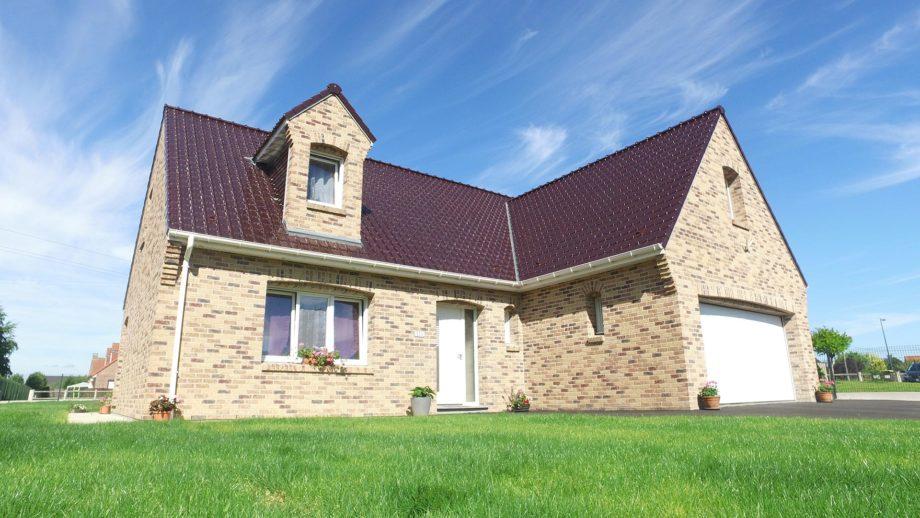 Maison traditionnelle à Estaires