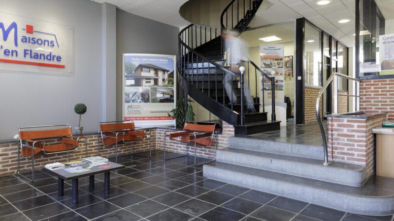 Agence Maisons d'en Flandre à Hazebrouck