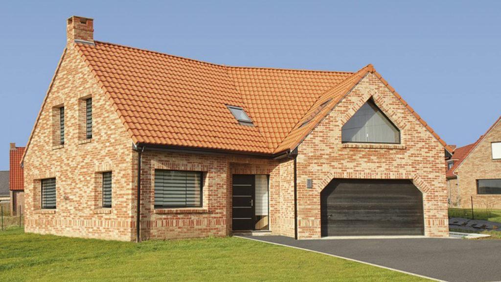 Construire une maison traditionnelle avec maisons d 39 en flandre for Construire une maison traditionnelle