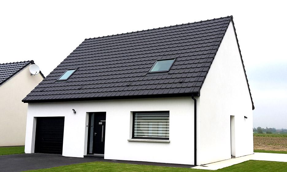 Offre Terrain + Maison à RICHEBOURG